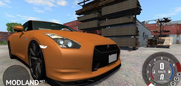 Nissan GTR Sports [0.5.6]